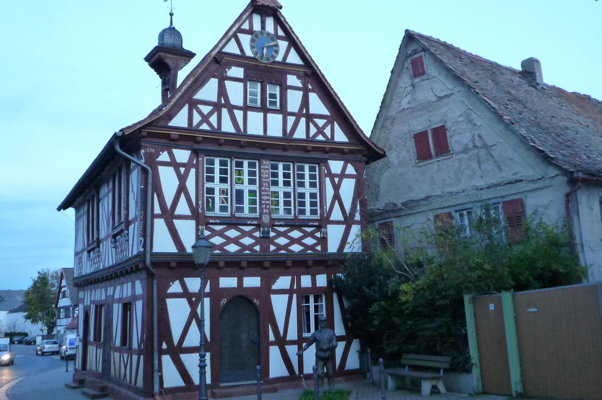 Rathaus Berkach
