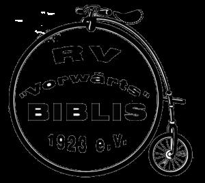 Vereinslogo RV Vorwärts Biblis 1923 e.V.